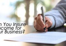 Can You Insure Income for Your Business_